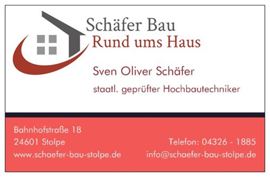 Bild zu Schäfer Bau in Stolpe bei Neumünster