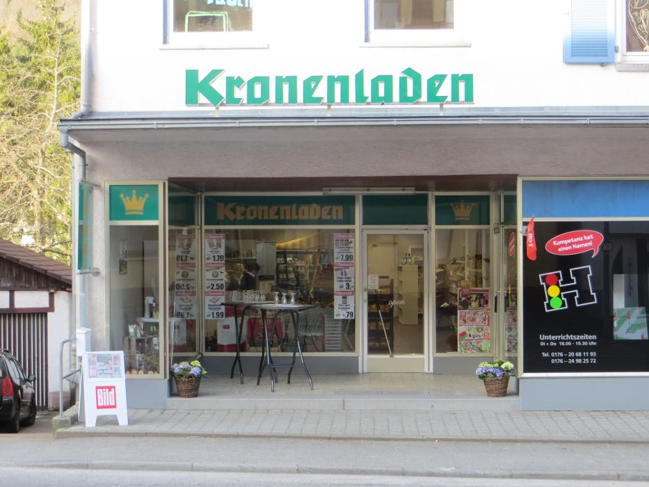 Kronenladen - Einkaufen, wo man zu Hause ist