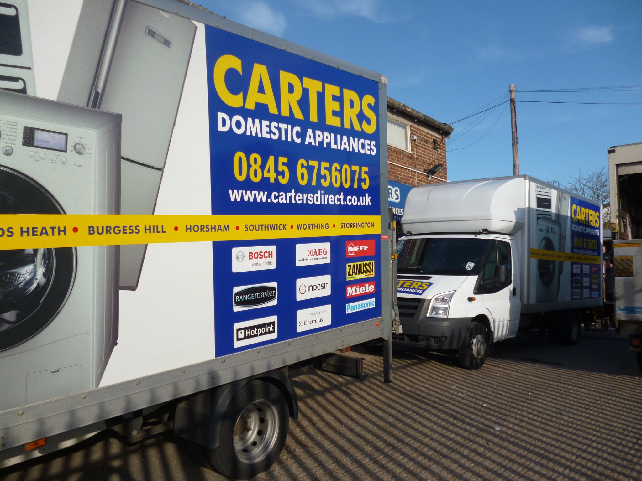 CARTERS Domestic Appliances