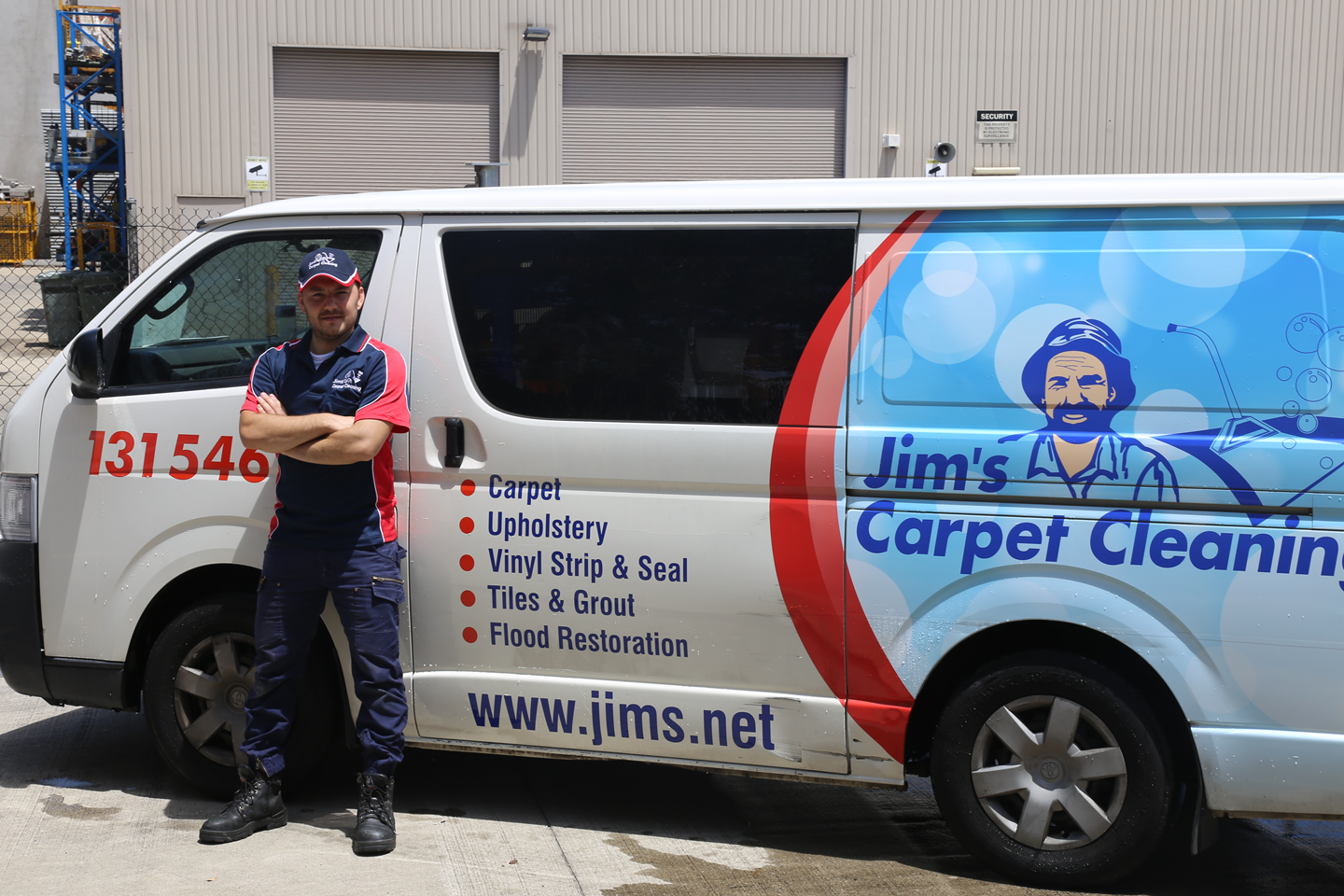 Jim's Carpet Cleaning Battery Point