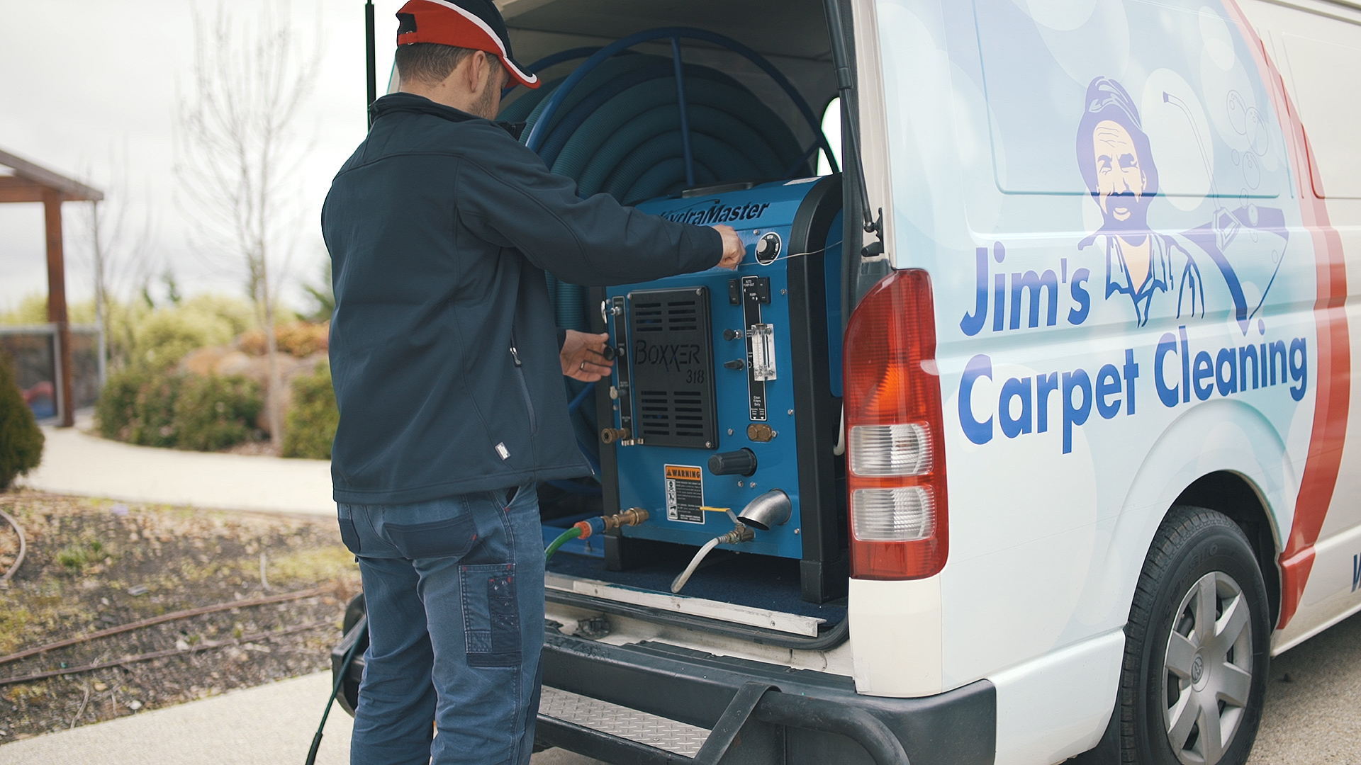 Jim's Carpet Cleaning Blackburn