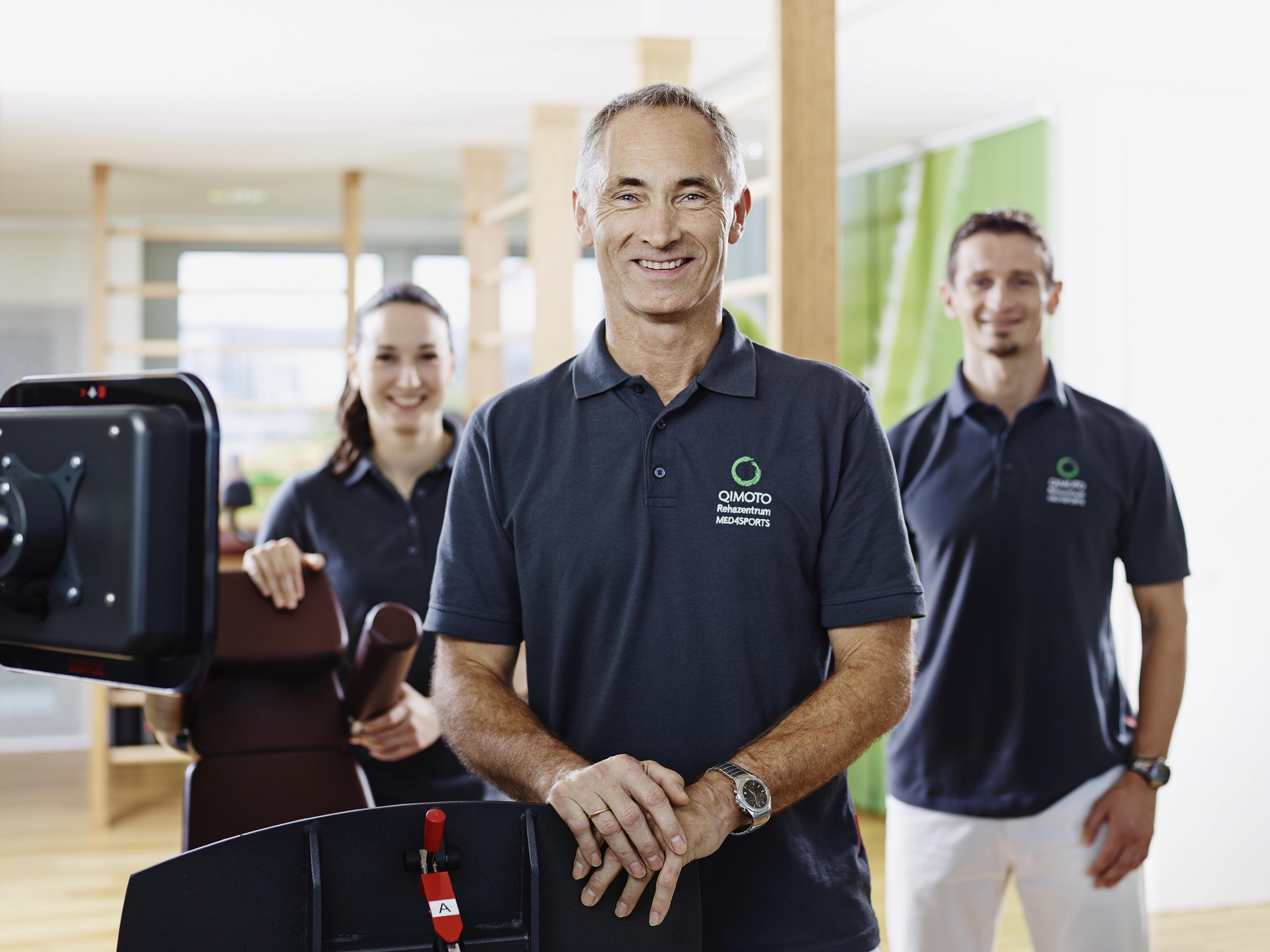 MED4SPORTS Rehazentrum & Health Club