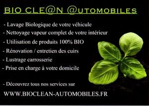 Bioclean Automobiles