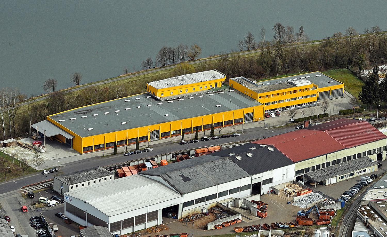Schachermayer-Großhandelsgesellschaft m.b.H. - Anarbeitungszentrum