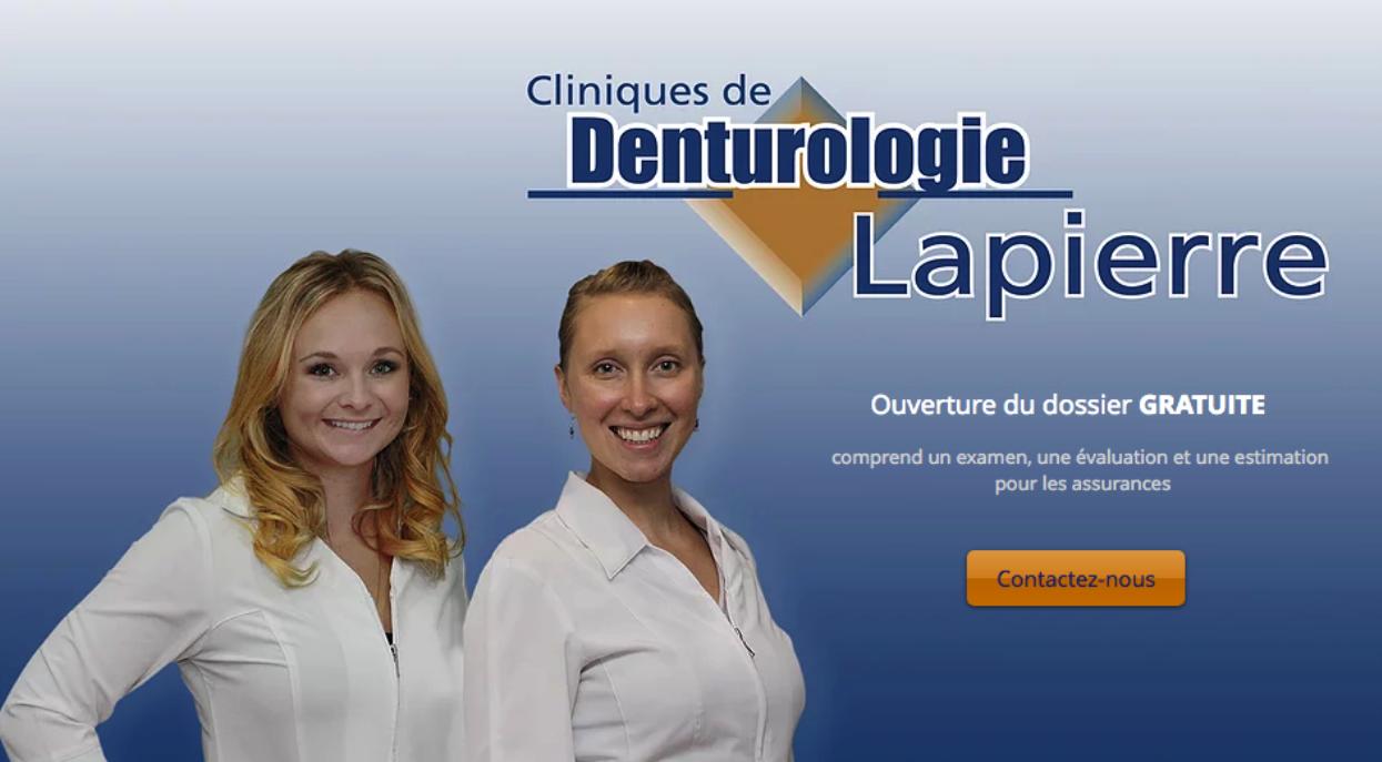 Cliniques De Denturologie Lapierre Inc - Laval, QC H7W 2H7 - (450)688-8763 | ShowMeLocal.com