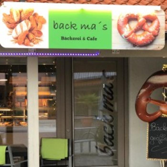 Bild zu Backmas Bäckerei Cafe in Neustadt an der Donau