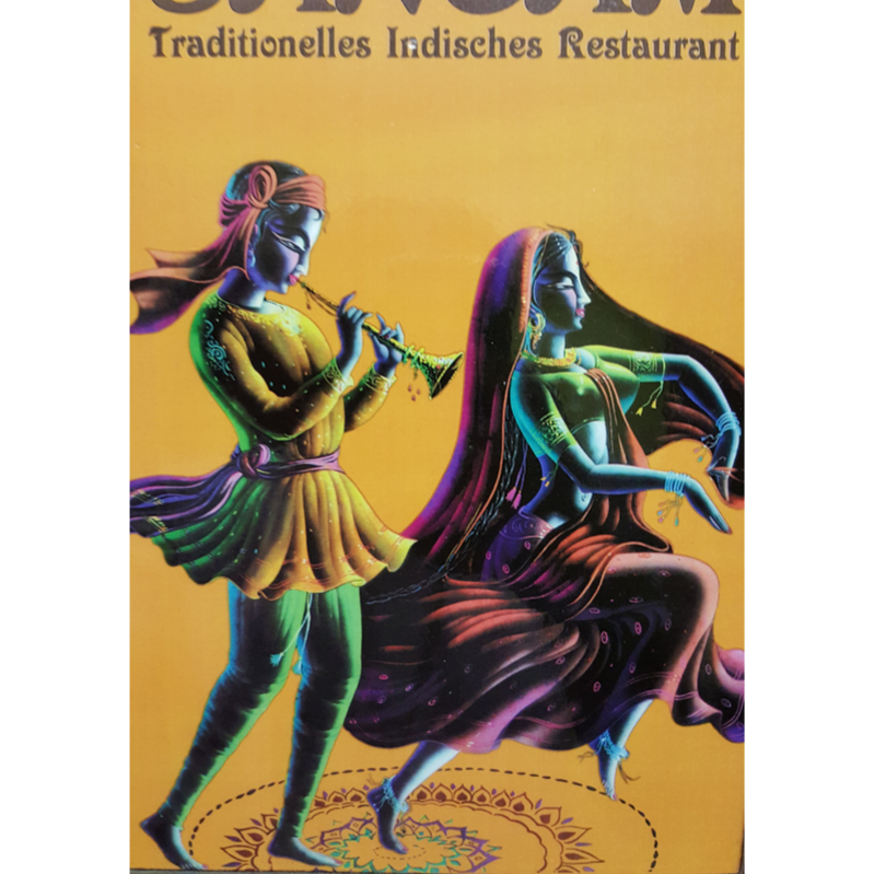 Foto de Indisches Restaurant Sangam