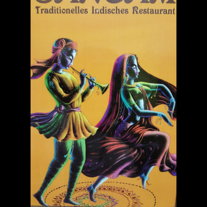 Indisches Restaurant Sangam Nürnberg