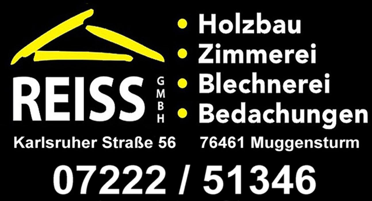 Bild zu Reiss GmbH Holzbau & Bedachung in Muggensturm