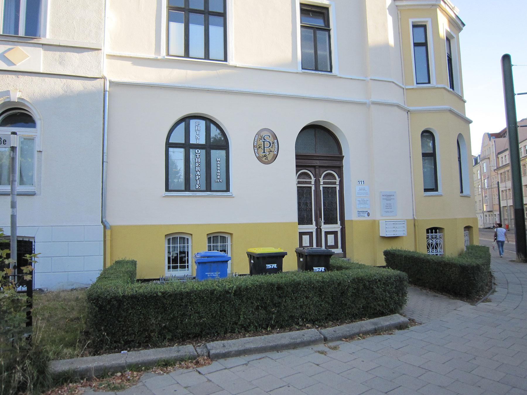Foto de Sport-Physio Rostock Inh. Tschiersch D. Rostock