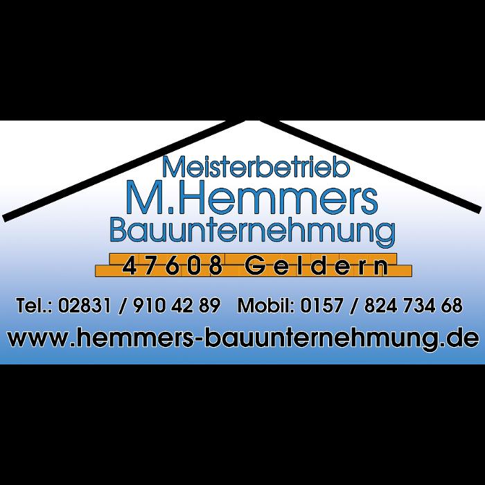 Bild zu M. Hemmers Bauunternehmung in Geldern