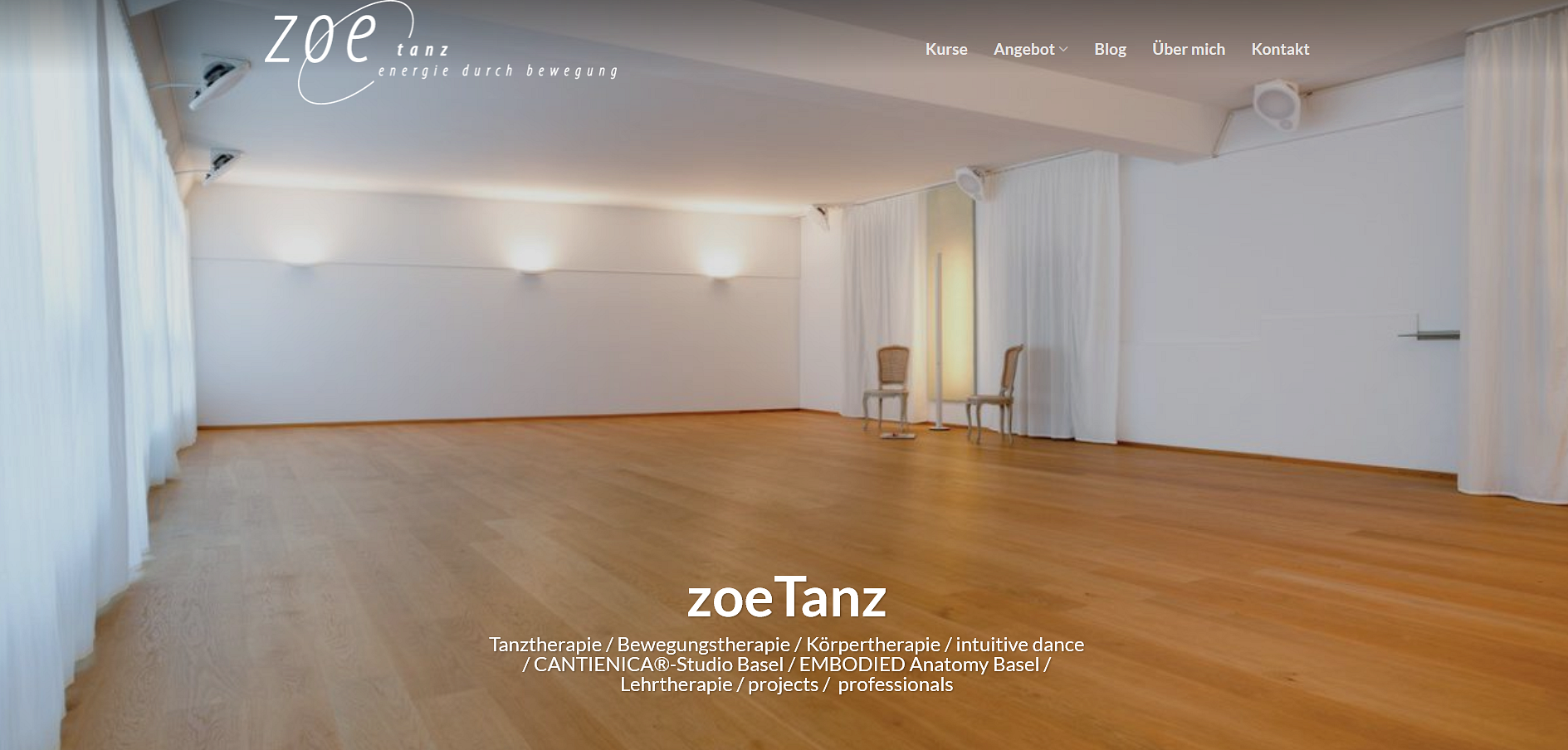 ZOE Tanz / Brigitte Züger
