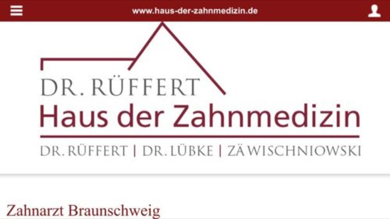Bild zu Dr. Rüffert Haus der Zahnmedizin in Braunschweig