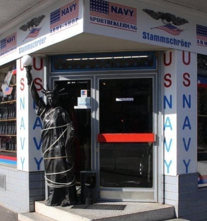 US-Navy-Shop Klaus Stammschröer GmbH, Nordstraße in Dortmund