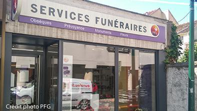 PFG - SERVICES FUNÉRAIRES