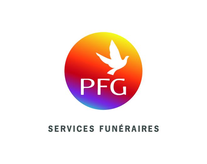 PFG - POMPES FUNÈBRES GÉNÉRALES Logo