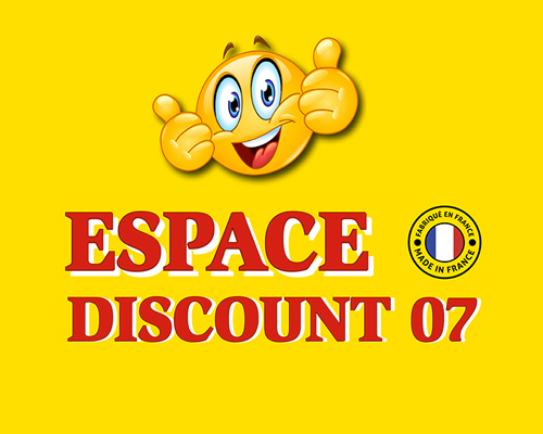 ESPACE DISCOUNT 07 store