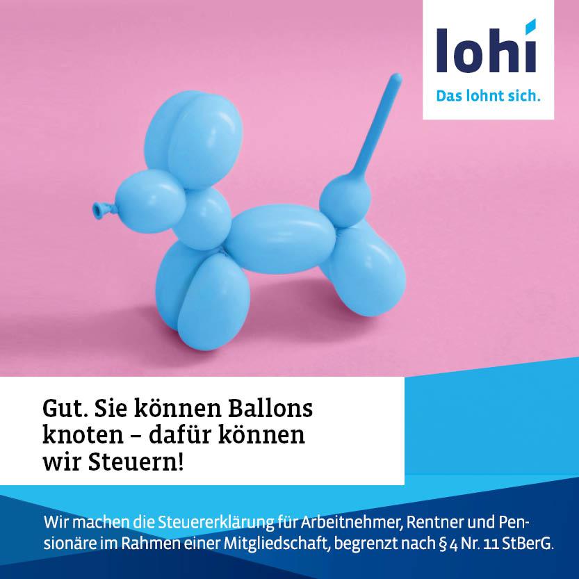 Foto de Lohi - Lohnsteuerhilfe Bayern e. V. Marklkofen Marklkofen