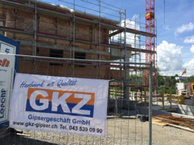 Gipsergeschäft GKZ GmbH