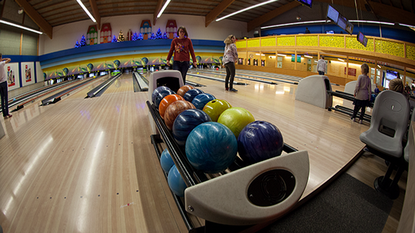 Bowling-Halle