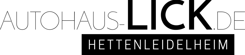 Logo von Autohaus Lick GmbH & Co. KG