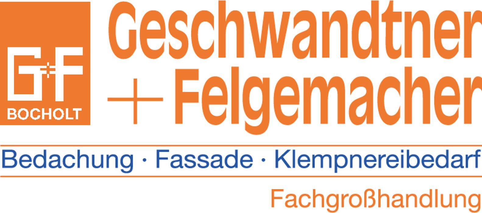 Bild zu Geschwandtner & Felgemacher Bedachungsgroßhandel GmbH in Bocholt