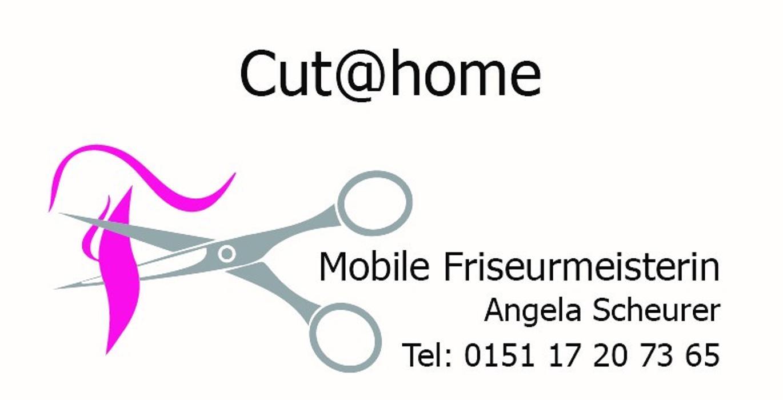 Bild zu Cut@home Mobile Friseurmeisterin Angela Scheurer in Volkach