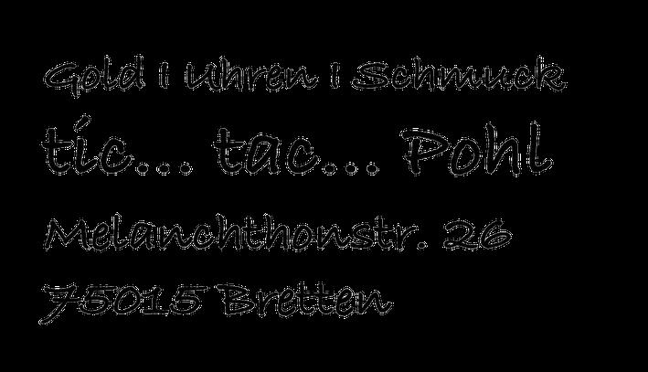 Gold I Uhren I Schmuck tic... tac... Pohl