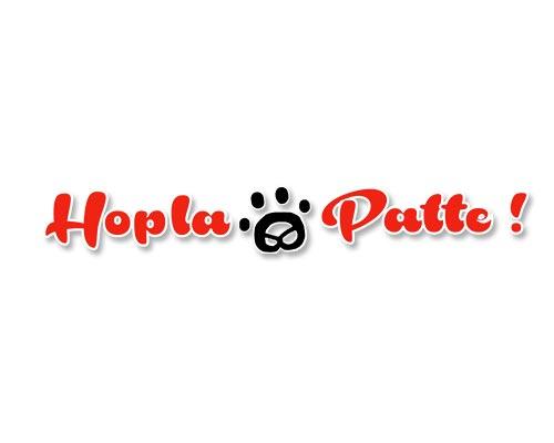 HOPLA PATTE COACH CANIN