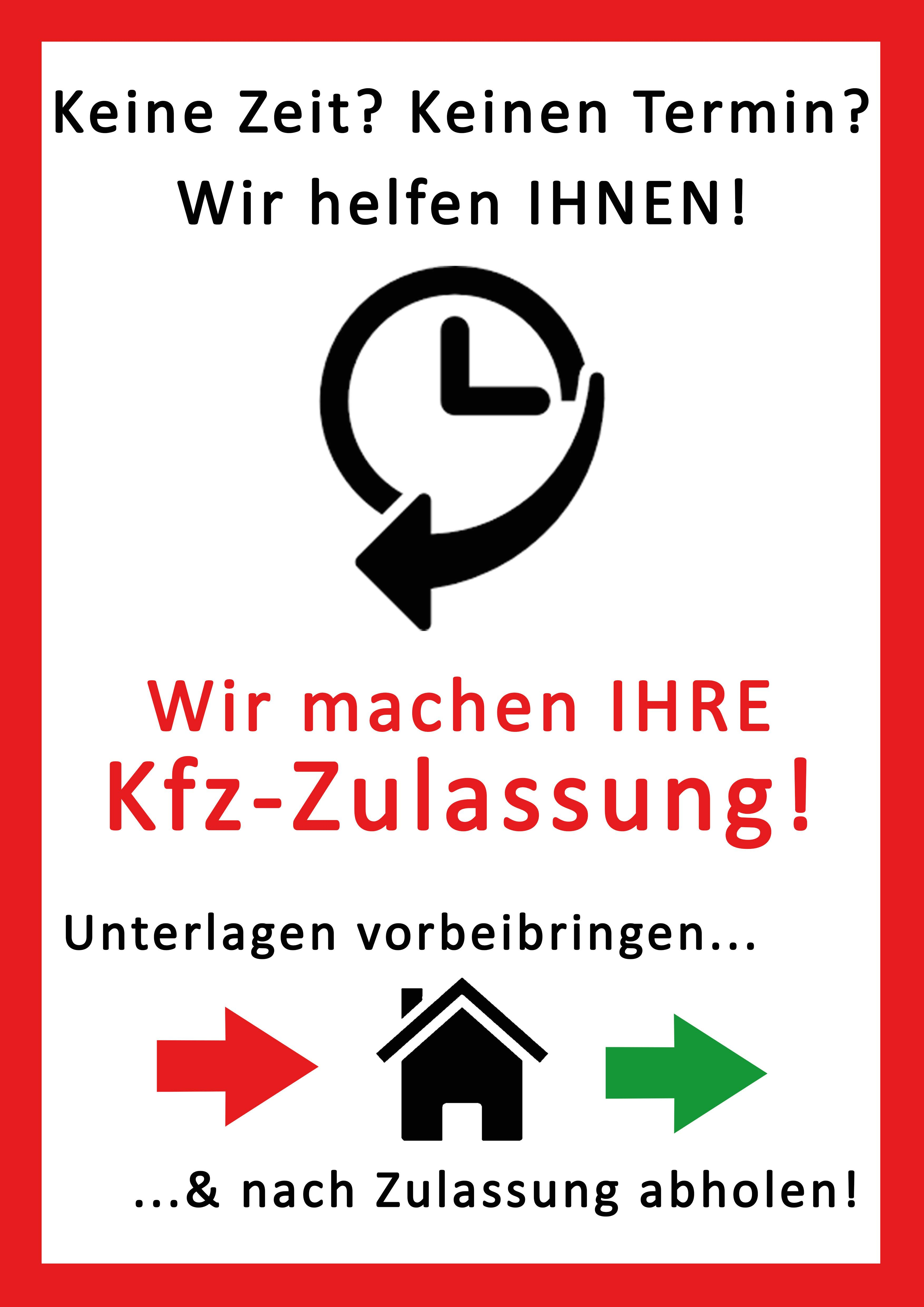 Autoschilder & Zulassungen Steininger Landau-Isar