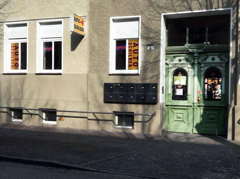 Schilderdienst STK Oranienburg