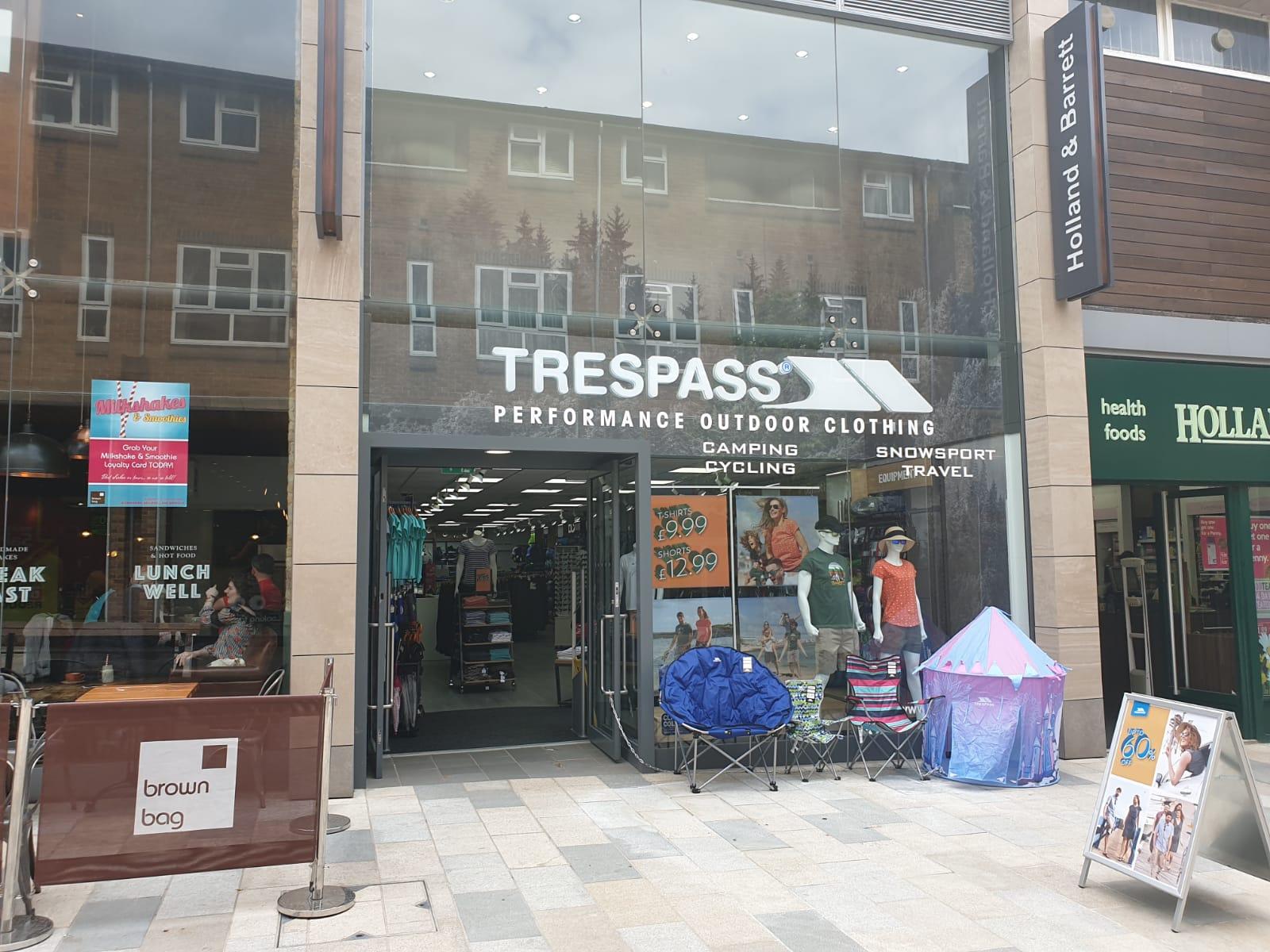 Trespass - Bracknell, Berkshire RG12 1EA - 01344 304910 | ShowMeLocal.com