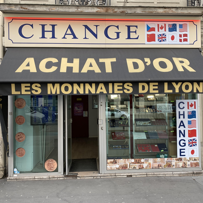 Les Monnaies de Lyon