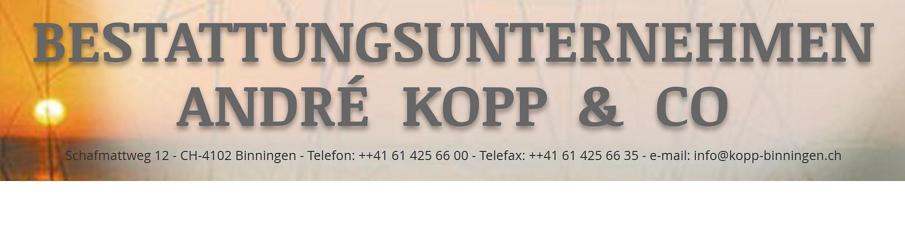 André Kopp & Co