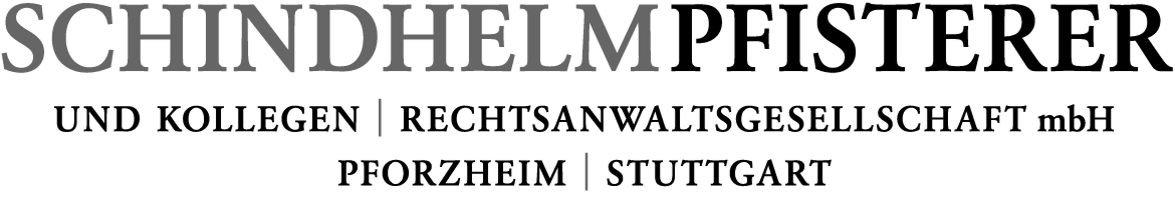 Bild zu SCHINDHELM PFISTERER UND KOLLEGEN RECHTSANWALTSGESELLSCHAFT mbH in Pforzheim