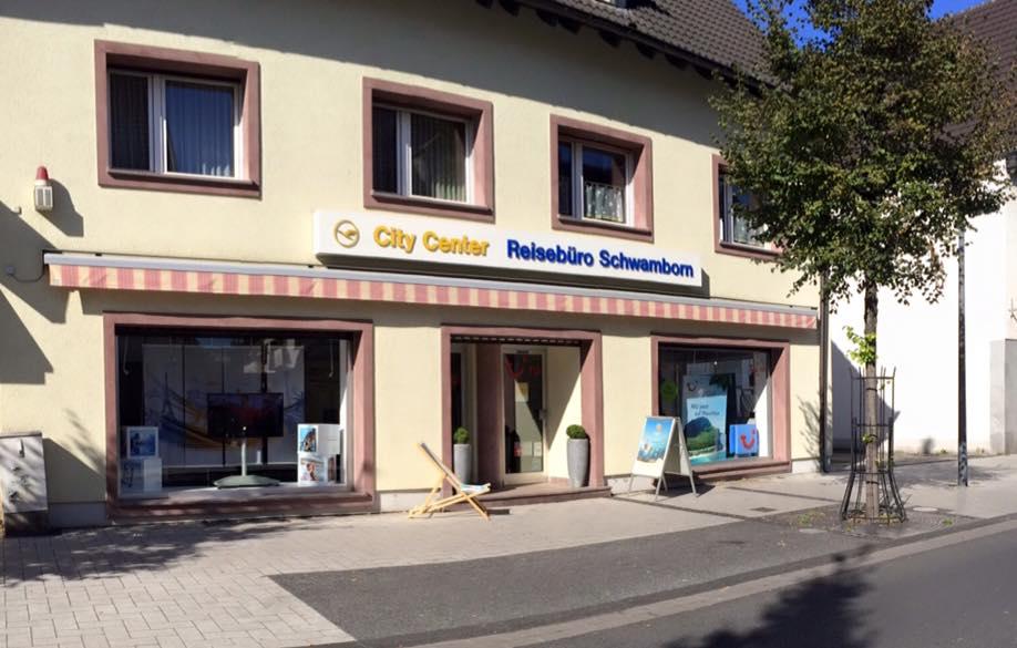 Lufthansa City Center Reisebüro Schwamborn