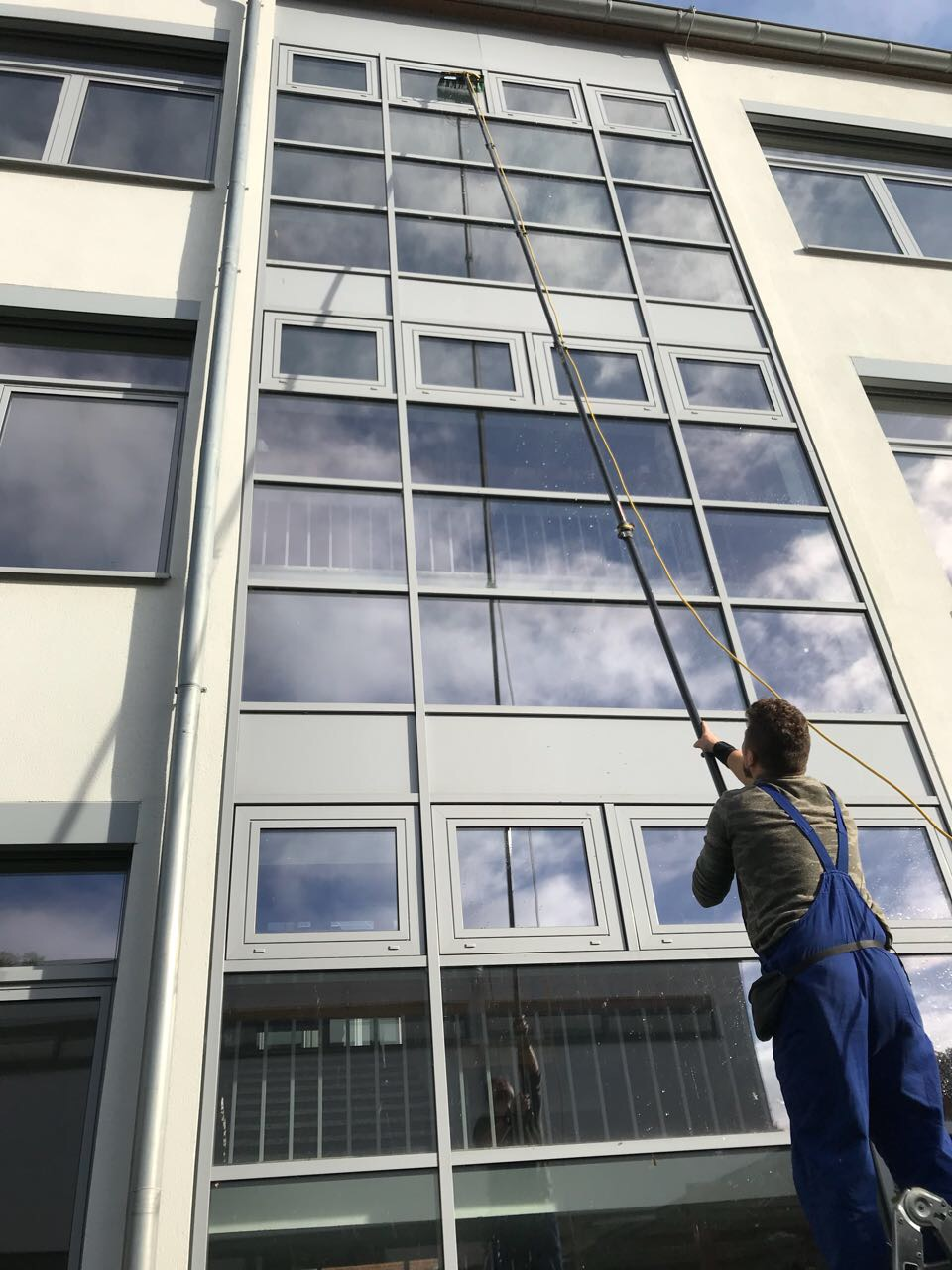 David Schlicht Gebäudereinigung / Gebäudedienstleistungen
