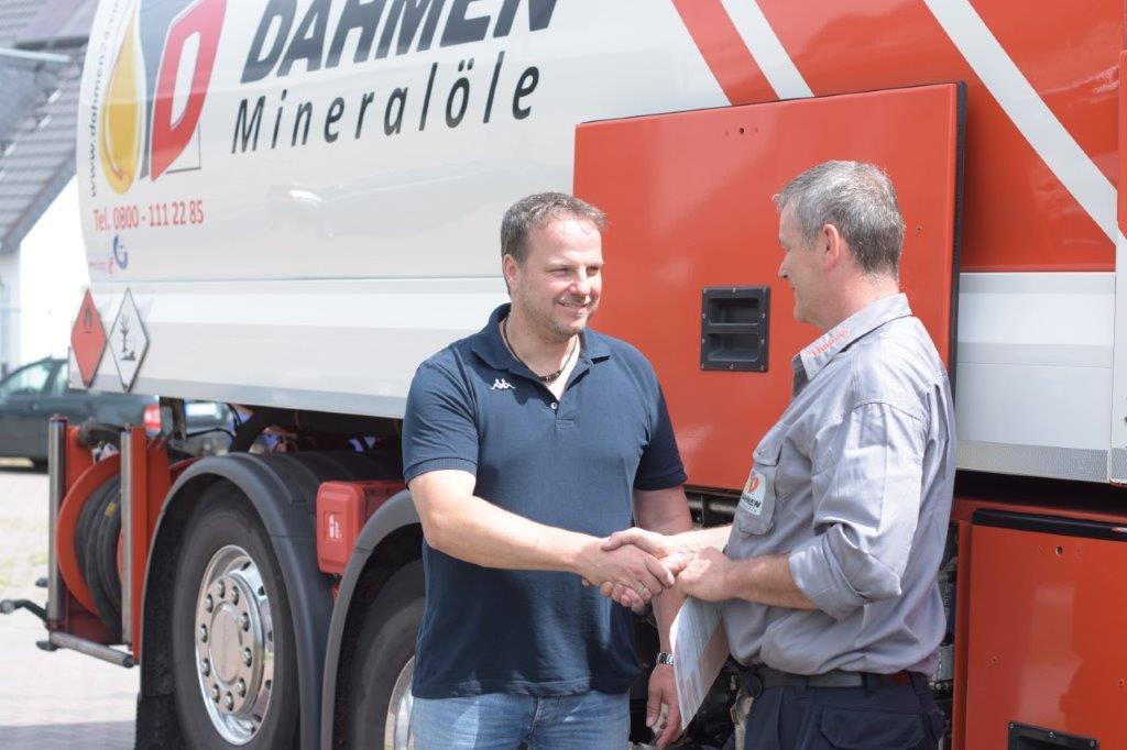 Dahmen Mineralöle GmbH & Co. KG Baesweiler