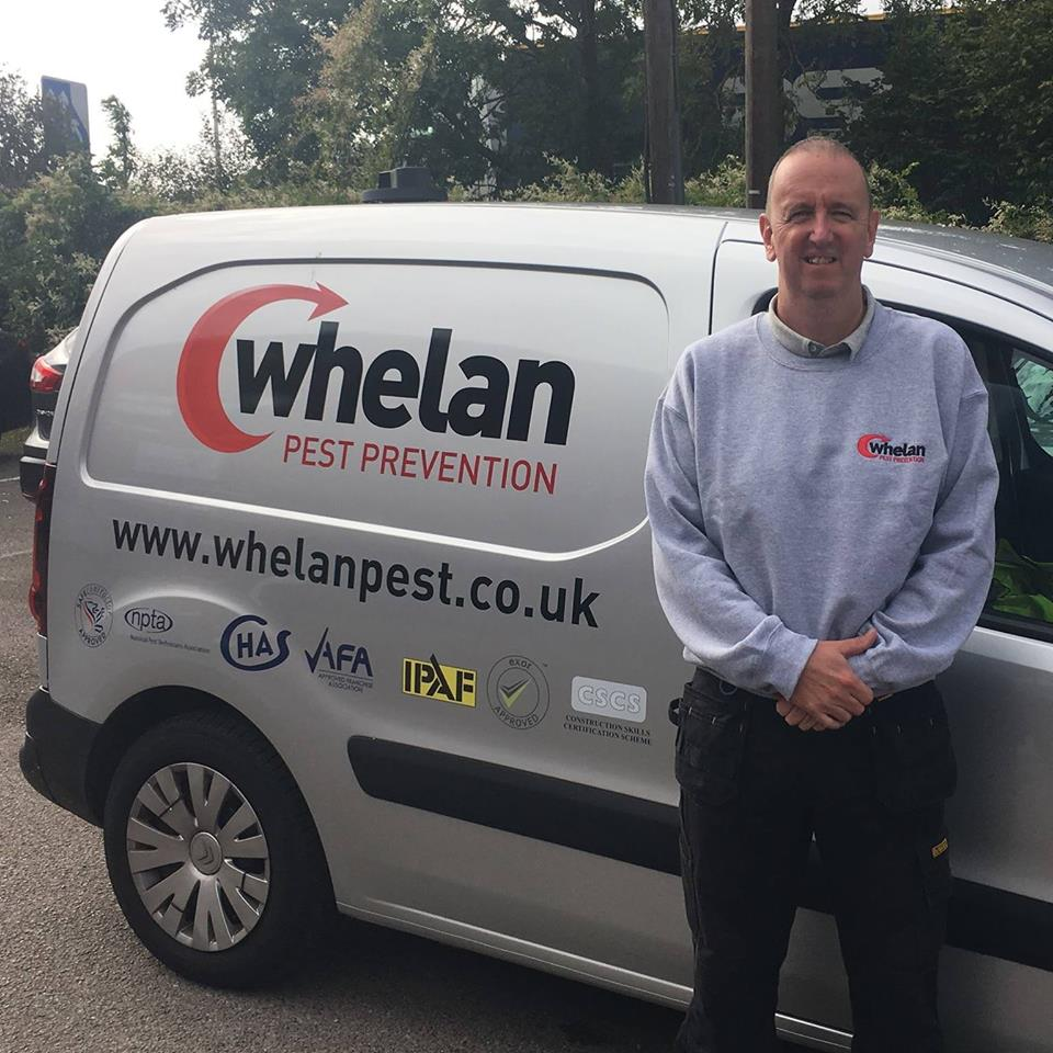 Whelan Pest Prevention North London