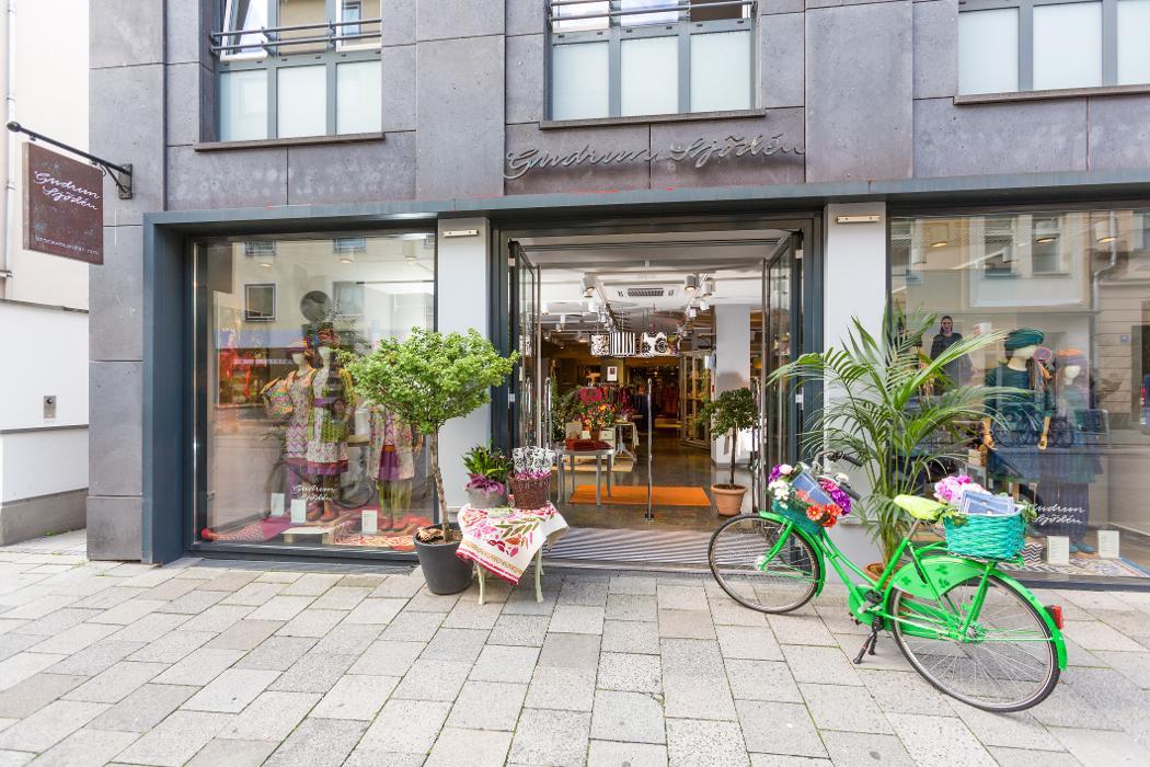 Gudrun Sjödén Konzeptladen, Hohenzollernstraße in München