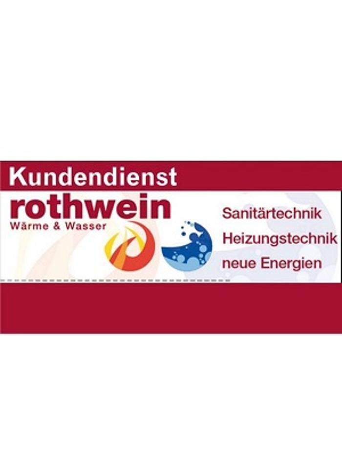 Bild zu Rothwein Sanitär in Fellbach