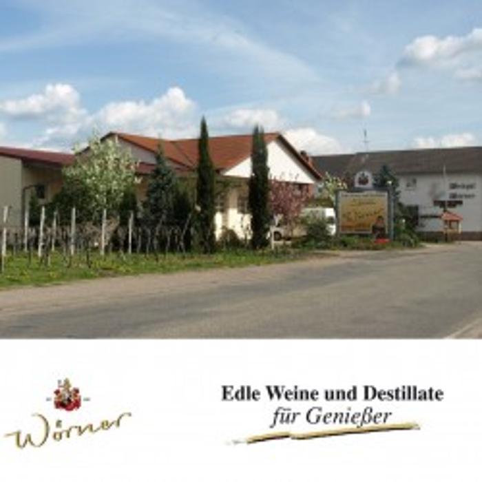 Bild zu Weingut Reinhard Wörner Edesheim in Edesheim in der Pfalz