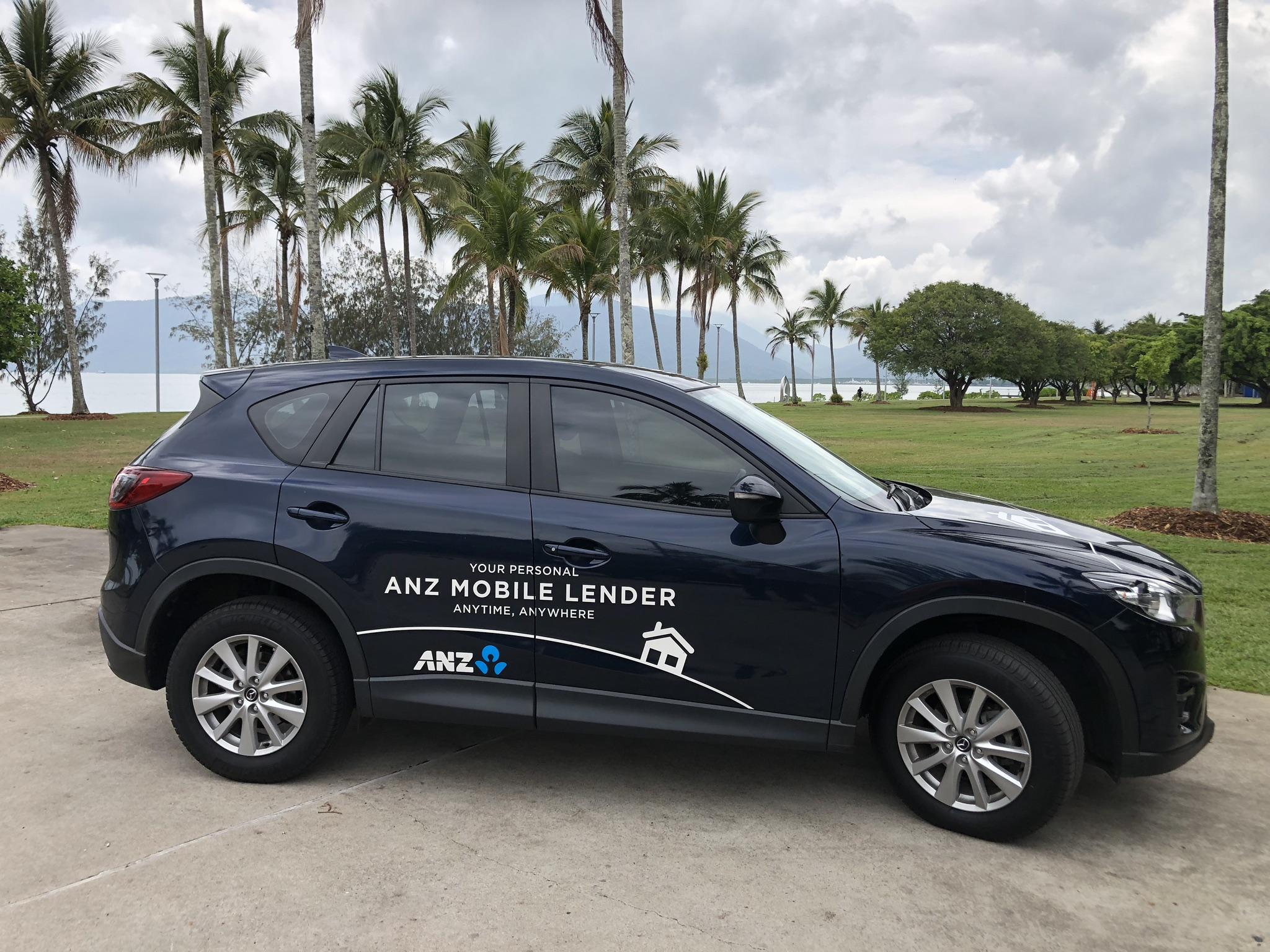 ANZ Mobile Lending Cairns