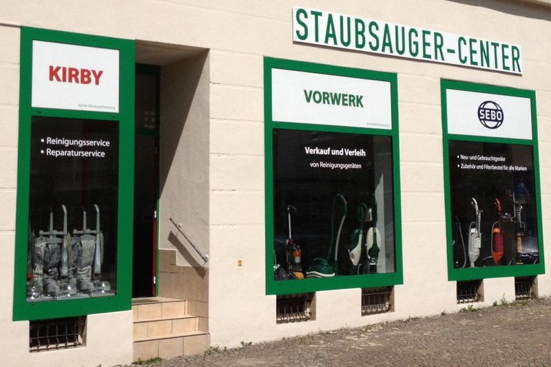 Staubsauger-Center Leipzig