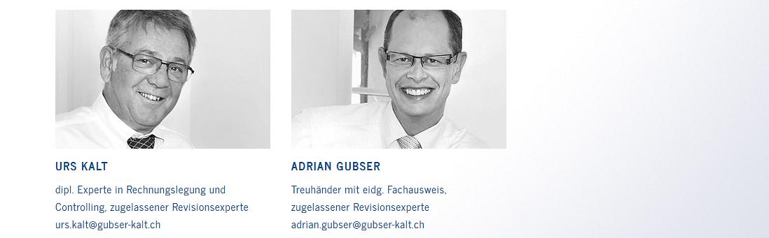 Gubser Kalt & Partner AG