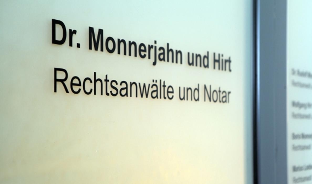 Bild zu Monnerjahn und Hirt Rechtsanwälte und Notar in Bremen