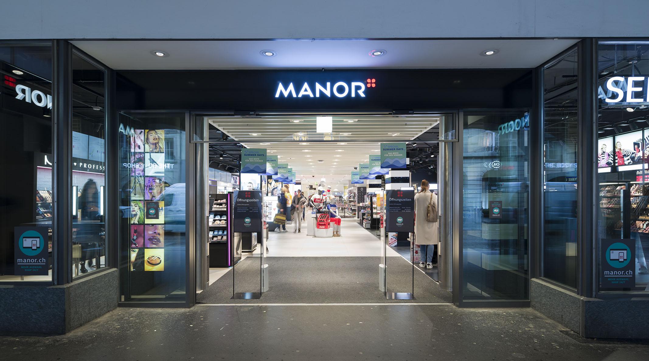 MANOR Bern