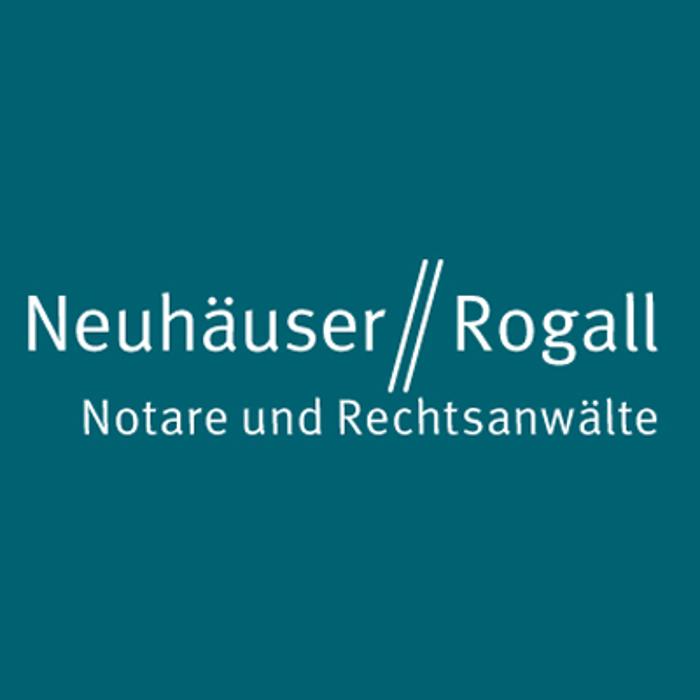 Bild zu Neuhäuser & Rogall Notare und Rechtsanwälte in Olsberg