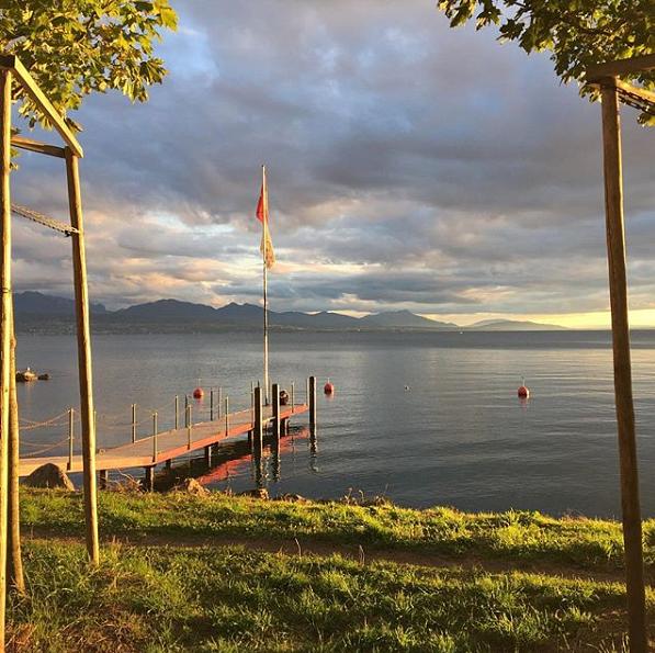 Camping de Vidy-Lausanne