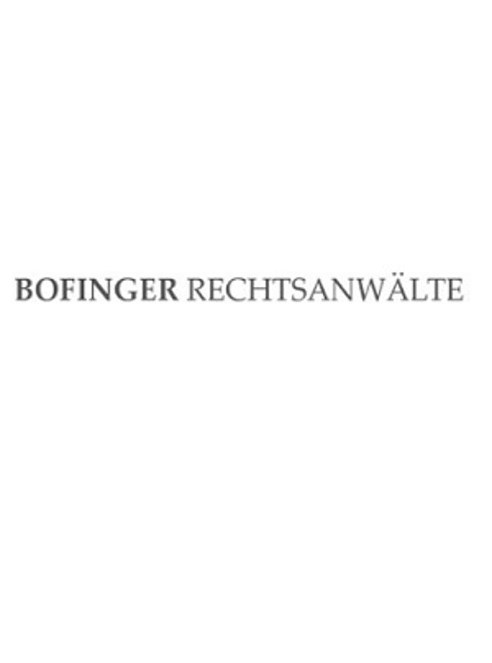 Bild zu Bofinger Rechtsanwälte GbR in Stuttgart